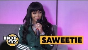 "Saweetie Talks ""icy,"" J. Cole & More With Nessa Nitty"